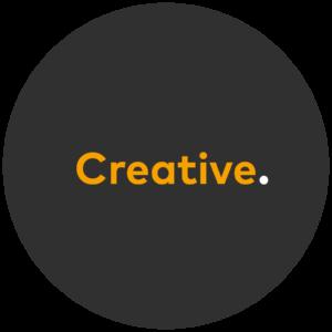 What We Do - Creative
