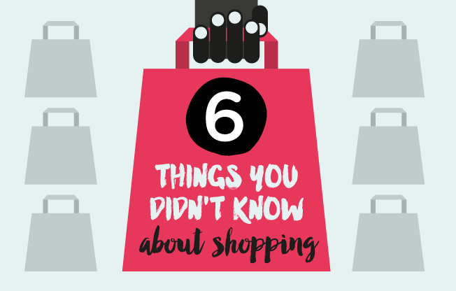 Shopper Report – Shopping Uncovered: Six Things You Didn't Know