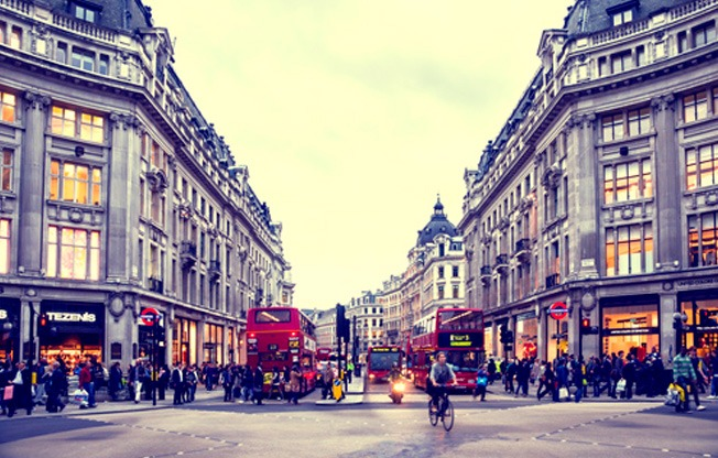 Retail Experiences In London