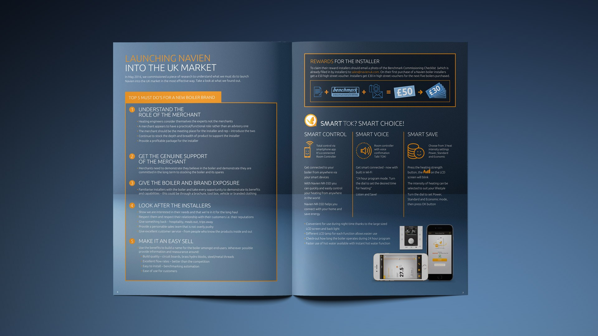 Welcoming New Customers into The World of Navien - The Market Creative